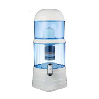 Water purifier stand