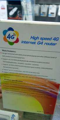 4G Lte High Speed Internet Mifi/Wifi 150mbps image 2