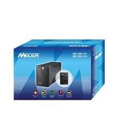 Mecer Ups 650 Va Original Brand. image 1