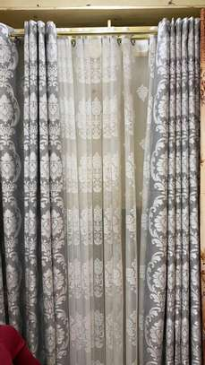 Printed curtains image 1