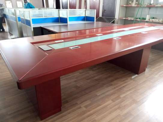 4.8 metres conference/ boardroom table image 3