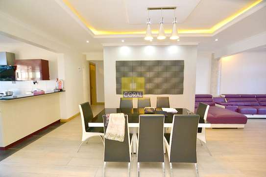 Furnished 4 bedroom apartment for rent in Kileleshwa image 7