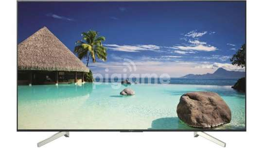 Syinix 55 inches Android UHD-4K Smart Digital TVs image 1
