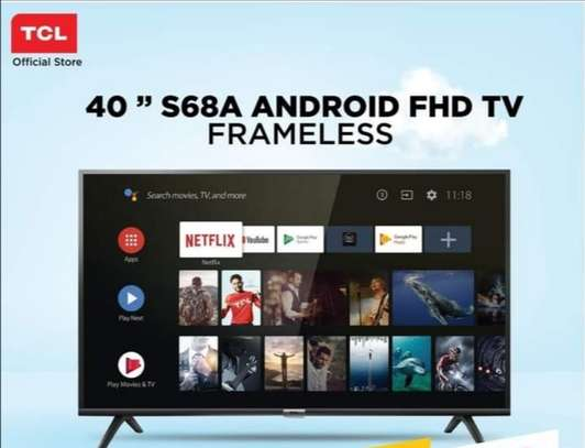 40 TCL Android Smart Digital Television image 1