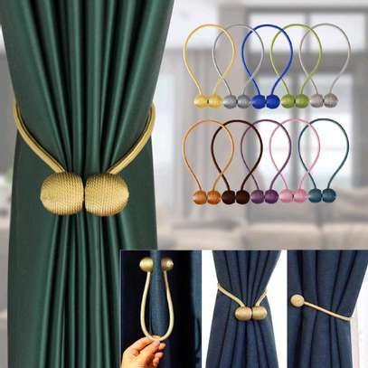 curtain holder tieback image 2