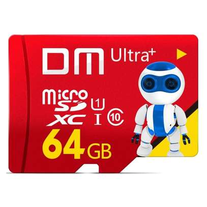 Micro SD 64GB Memory Card DM Extreme For CCTV Recording