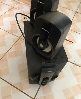Used bluetooth Subwoofer