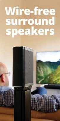 JBL 5.1-Channel 4K Ultra HD Soundbar with True Wireless Surround Speakers image 2