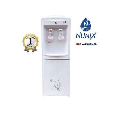 Nunix Hot And Normal Free Standing Water Dispenser image 1