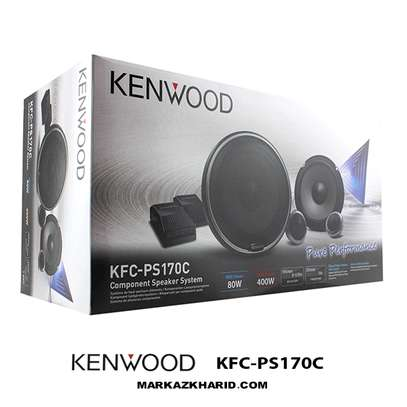 KFC-PS170,400W, 2-way High Performance kenwood COMPONENT SPEAKER image 1