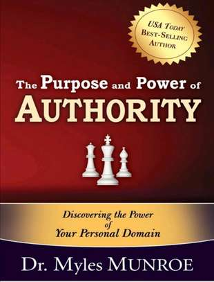 The purpose & power of authority image 1