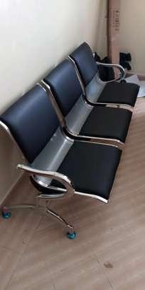 Banking hall waiting chair image 1