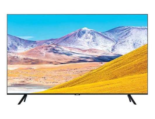 UA82TU8000 - SAMSUNG 82 Inch Crystal UHD 4K SMART TV 2020 MoDEL image 1