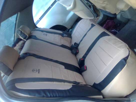 MARK X CAR SEAT COVERS image 2