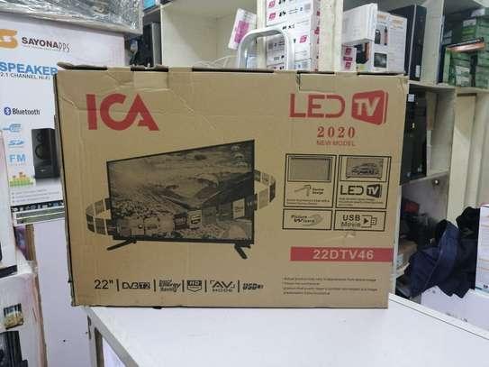 22 inch Digital Led ICA TV image 1
