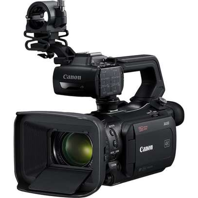 Canon XA50 UHD 4K30 Camcorder with Dual-Pixel Autofocus image 1
