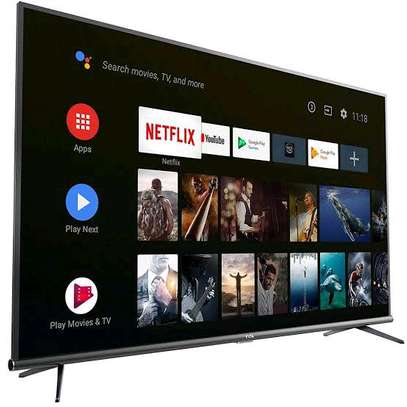 TCL 43 inches 43P8M smart 4K UHD Android TV special offer image 1