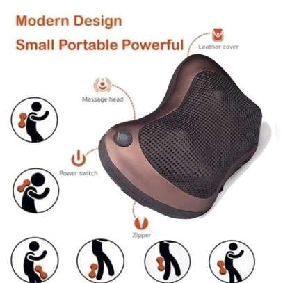 Car and home pillow massager image 2
