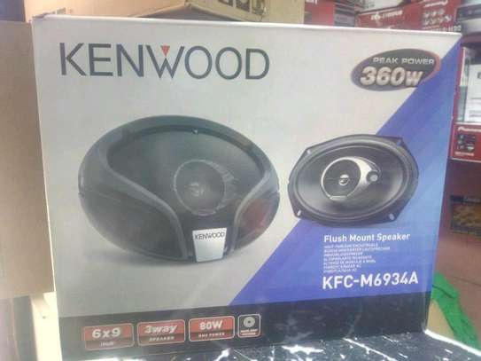 Kenwood car speaker's 360w image 1