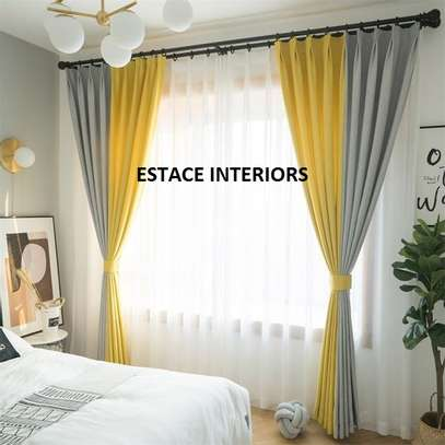 CURTAINS AND  FANCY SHEERS image 4