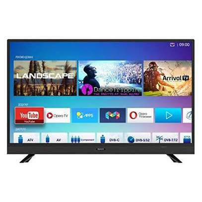 Syinix 43 inches Smart Android Tv image 1