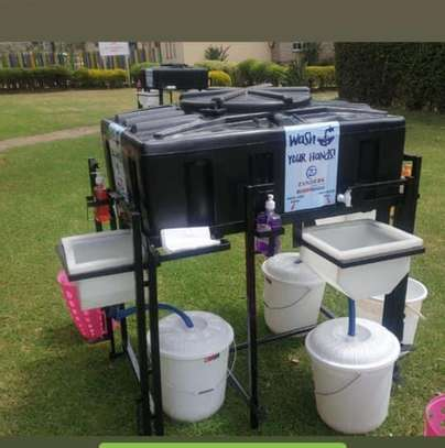 Waterpoint stations in Kenya image 4