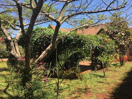 Furnished 4 bedroom house for rent in Runda image 14