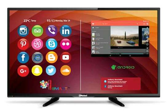 Nobel 32 inches smart Android TV +free wall bracket  CHRISTMAS OFFER