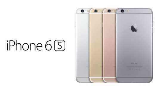 Apple iPhone 6s (16GB) image 1