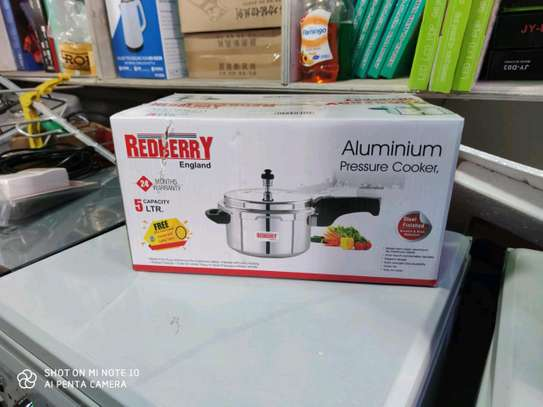 5 ltrs pressure cooker, Redberry image 3