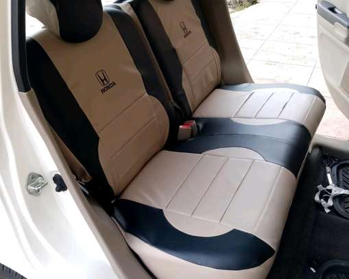 Synthetic Leather Car Seat Covers image 3