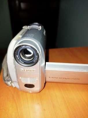 Mini DVD Sony camconder