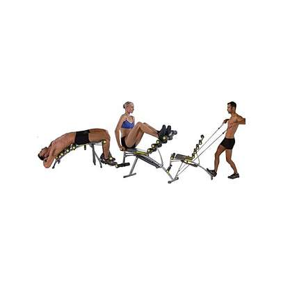 Multifunction Abdominal Six Pack Care Bench image 2