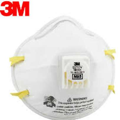 3M Disposable Dust Masks image 1