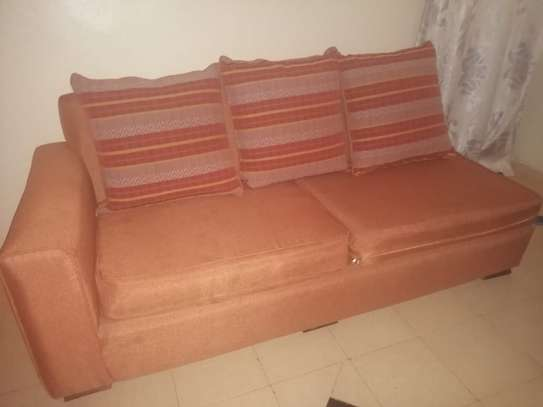 5 Seater Sofa - 3 seater + 2 seater (slightly used) *Negotiable
