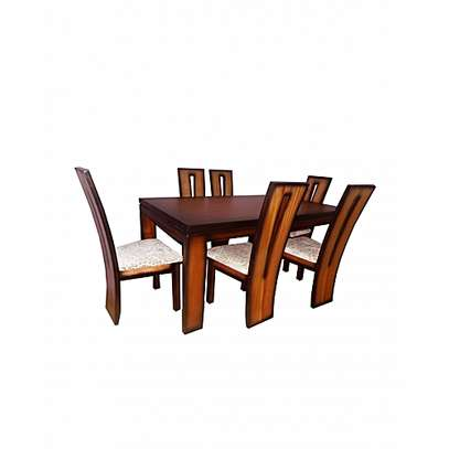 7 Piece Dining Table Set image 7
