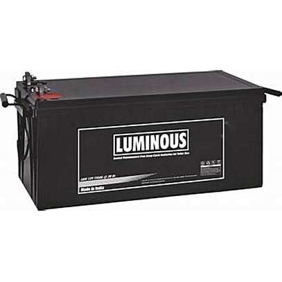 200AH/12V DEEP CYCLE  LUMINOUS BATTERY