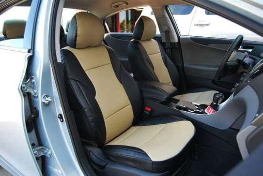 Car Seats Covers Leather Upholstery