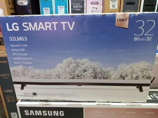 "32"" LG smart digital webos 3.5 tv image 1"