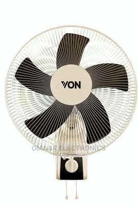 Von HFW660G/VSNC6610Y Wall Fan - Grey image 1