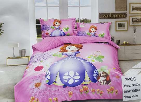3pc Kids Cartoon Duvet cover image 6