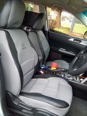Magnificent Car Seat Cover image 1