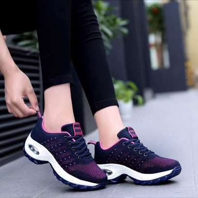 Ladies Breathable Sneakers image 1