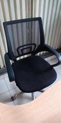 Computer desk chair at fair deal image 1