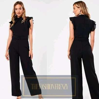 Black Jumpsuit image 1
