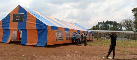Church tents image 1