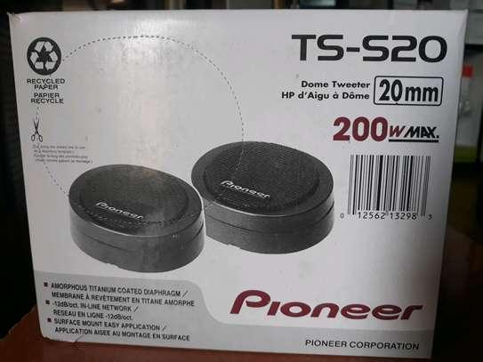 Pioneer tweeter 2pcs image 1