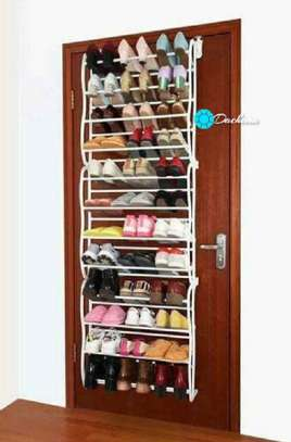 36 pair door shoe racks image 1