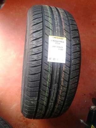 285/50R20 Dunlop Tyres image 1