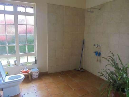 Furnished 3 bedroom villa for rent in Runda image 19
